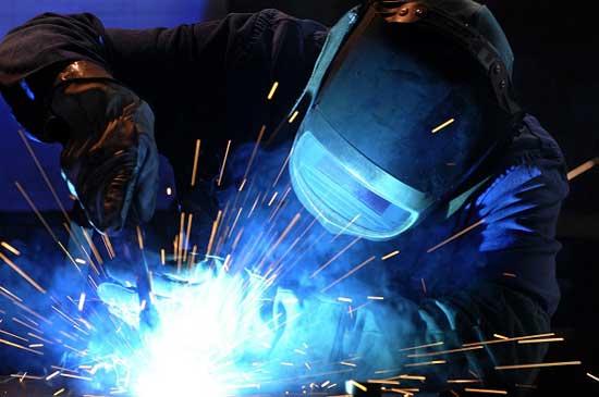 welding machine types