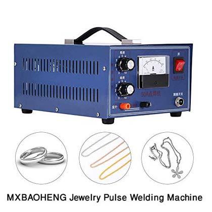 MXBAOHENG Jewelry Pulse Welding Machine