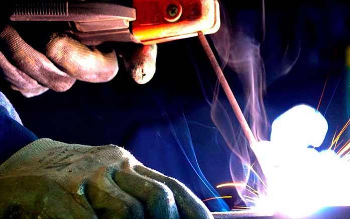 different type of welding machines