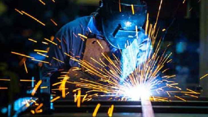 what is an inverter welder