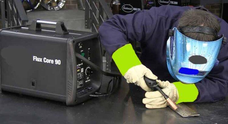 best 90 amp flux wire welder