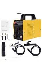 ARC 110V Plug, 200Amp Power, IGBT AC DC Beginner Welder