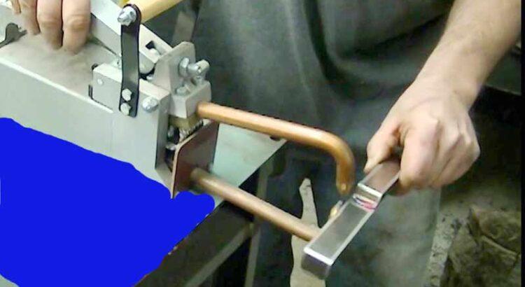 portable spot weld